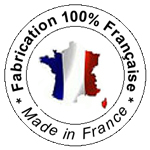 Fabrication 100% Française Made in France